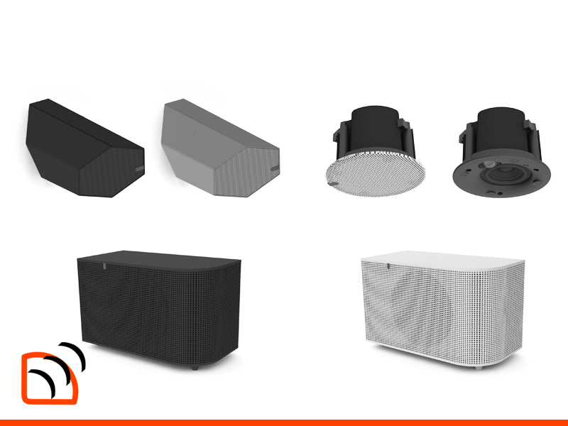 Cloud CS-Series Speakers Image