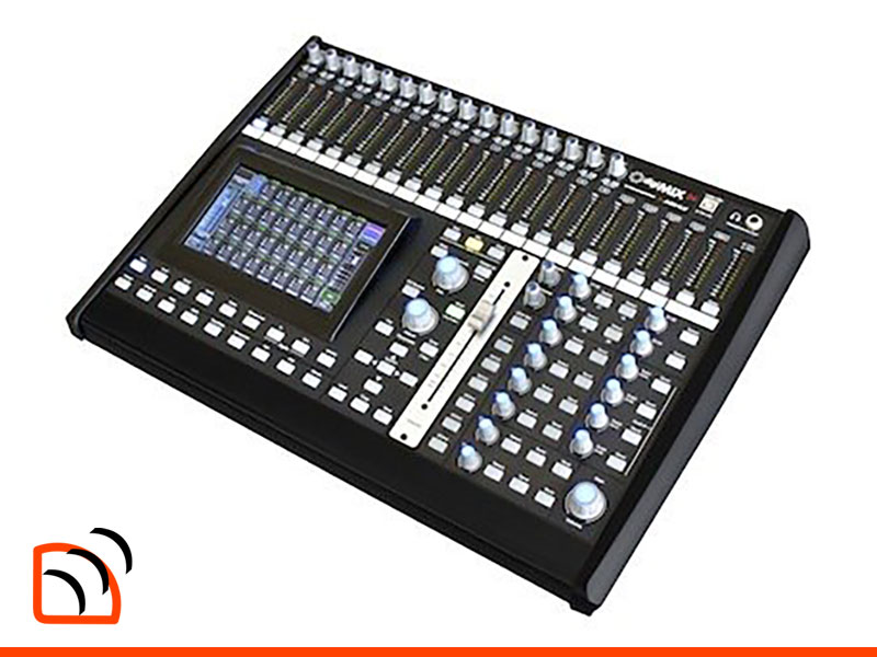Ashly digiMIX24 Digital Mixing Console Image